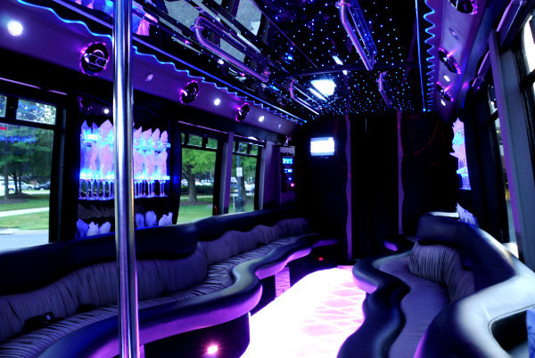 22 Seater Party Bus Dallas TX