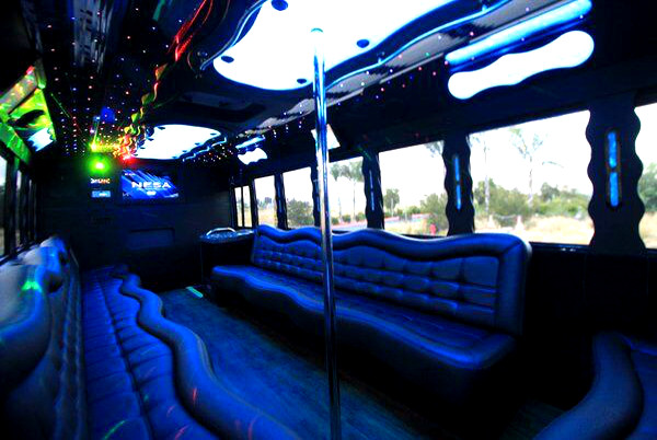 Party Bus For 40 People Dallas